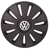 """Колпаки 16"""" REX VW LT-35/Crafter черные"""