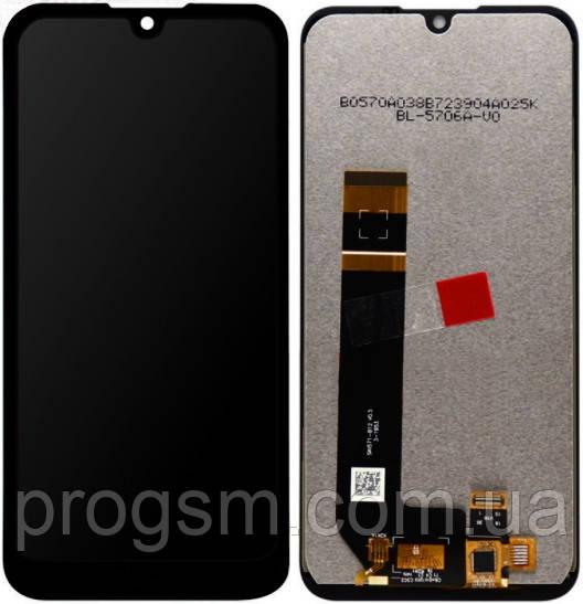 Дисплей Nokia 1.3 complete Black