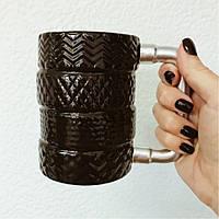 Чашка для мужчин Шины фигурная, фото 1