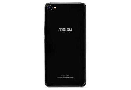 Смартфон Meizu U10 3/32Gb Black Stock B-, фото 2