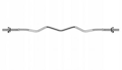 Гриф штанги Newt W-образный 1,2 м, 25 мм
