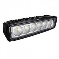 Фары LED Лидер ближний свет 18W 9-32V 6LED (MINI) 7-18W Flood