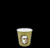 """Одноразовый стакан, серия """"ФРАНКЛИН"""", 110мл. 50шт/уп (1ящ/48уп/2400шт) (FiB63), фото 1"""