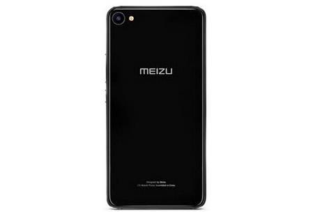 Смартфон Meizu U10 3/32Gb Black Stock A-, фото 2