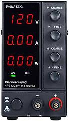 Лабораторний блок живлення Wanptek NPS605W 60В 5А 3х розрядний індикатор