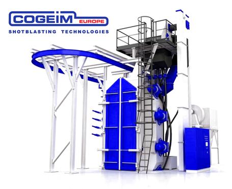 Дробеметное оборудование COGEIM