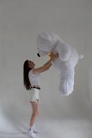 Плюшевый мишка, большие мягкие игрушки