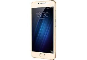 Смартфон Meizu U10 3/32Gb Gold Stock A-, фото 2