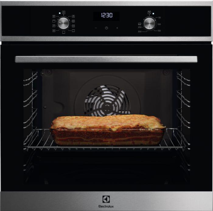 Духовой шкаф Electrolux SurroundCook EOF5C70X