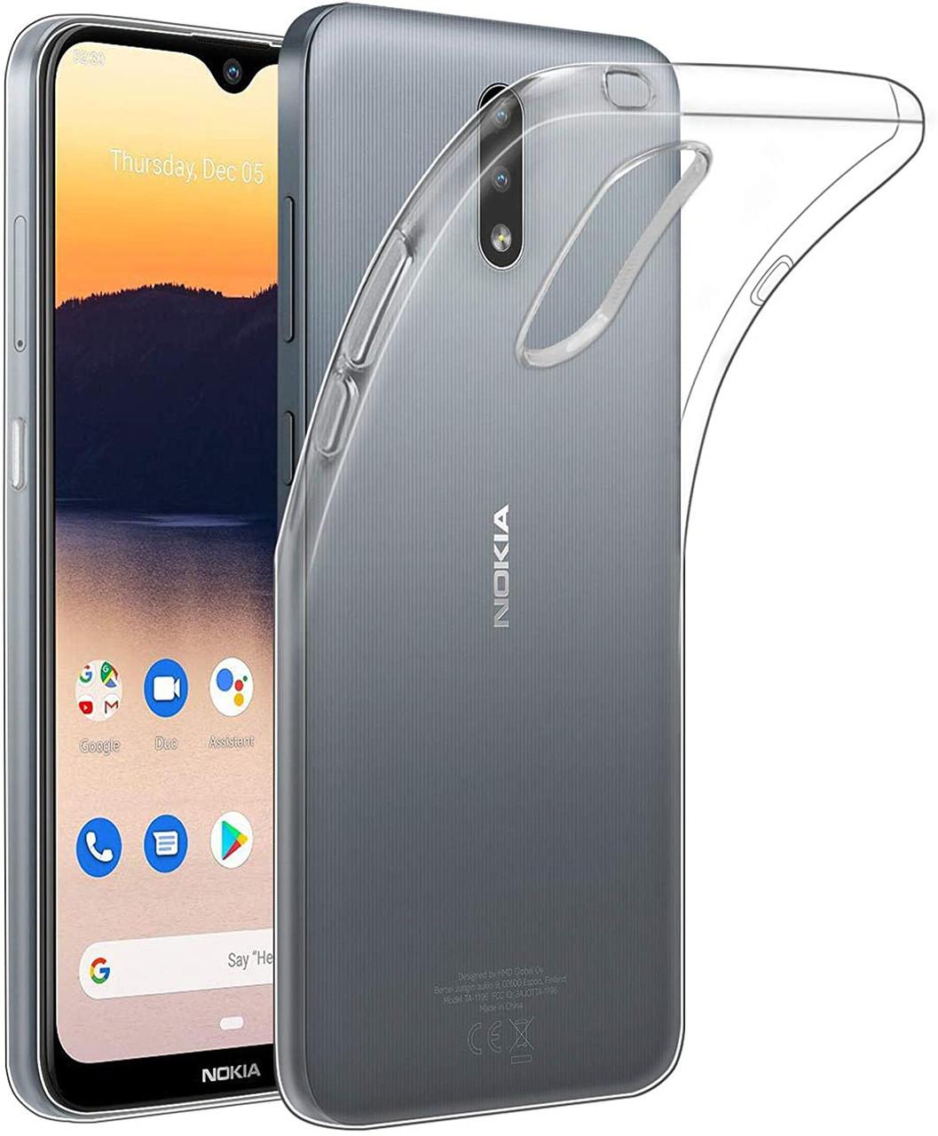 Чехол TPU для Nokia 2.3