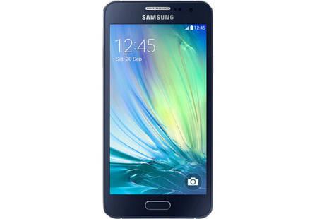 Смартфон Samsung Galaxy A3 A300 Black Stock A, фото 2