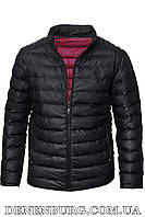 Куртка мужская демисезонная JINBOYA 20-S14 чёрная, фото 1