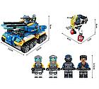Конструктор Brick Танк Апокалипсис, 398 деталей в коробке 2713, фото 2