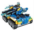 Конструктор Brick Танк Апокалипсис, 398 деталей в коробке 2713, фото 4