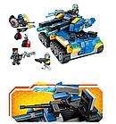 Конструктор Brick Танк Апокалипсис, 398 деталей в коробке 2713, фото 5