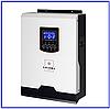 Axioma 3000ВА (2400Вт) 24В МРРТ 40А ISPWM 3000 гибридный инвертор напряжения (ИБП)