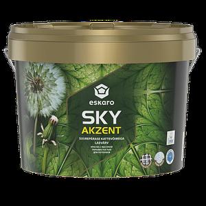 Eskaro Akzent SKY Краска с высокой укрывистостью для потолков
