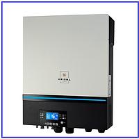 Axioma 7200Вт 48В МРРТ ISМРРТ BFР гибридный инвертор напряжения (ИБП), фото 1