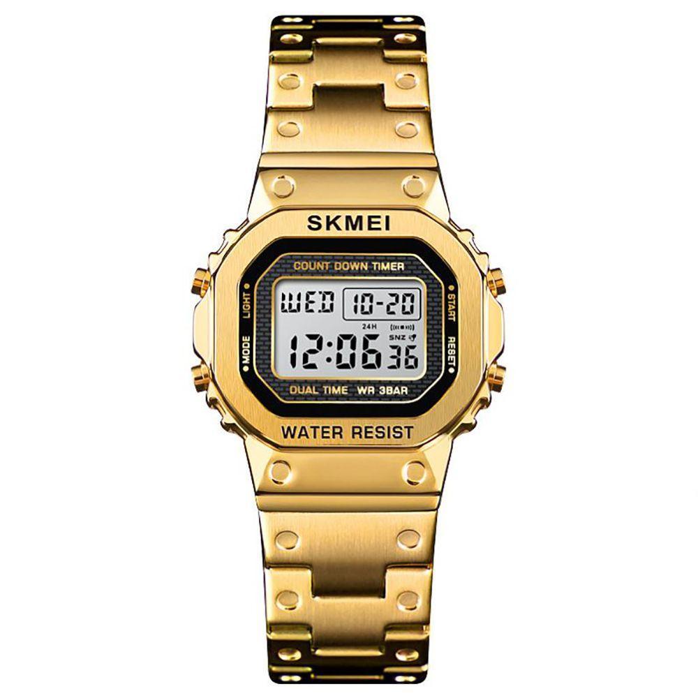 Часы Skmei 1433BOXGD Gold BOX (1433BOXGD)