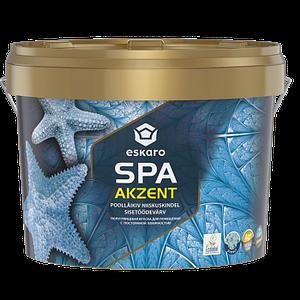 Eskaro Akzent SPA Полуглянцевая краска для помещений с постоянной влажностью
