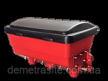 Ящик, бункер, бак туковый пластик сеялки УПС, СПМ, Веста - 509.046.5010