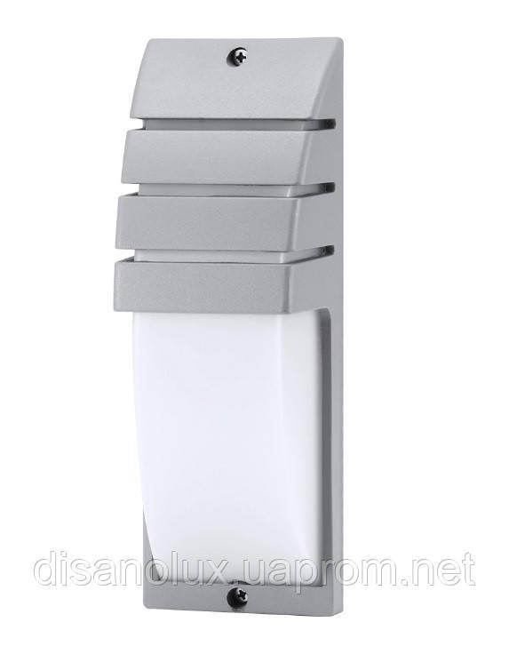 Светильник садово-парковый фасадный WL-2308 LED  8W 3000К  серый IP65