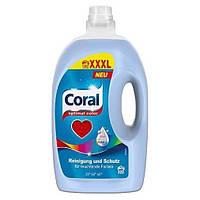 Порошок-гель д/стирки CORAL Optimal Color 5.0L 100 стирок