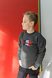 Кофта,свитшот на флисе для мальчиков 128-164 см, фото 2