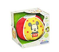Развивающая игрушка Clementoni Интерактивный мягкий мяч с Микки (14915)