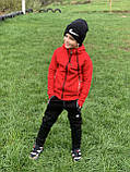 Спортивный костюм на флисе для мальчика 128-176см, фото 2