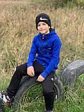 Спортивный костюм на флисе для мальчика 128-176см, фото 3
