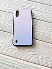 Чехол Gradient для Samsung Galaxy A01 2020 / A015F (разные цвета), фото 3