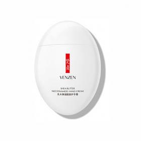 Крем для рук з нікотинамідом і маслом Ши Venzen Shea Butter Nicotinamide Hand Cream