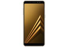 Смартфон Samsung Galaxy A8 Plus A730F Gold Stock A, фото 2