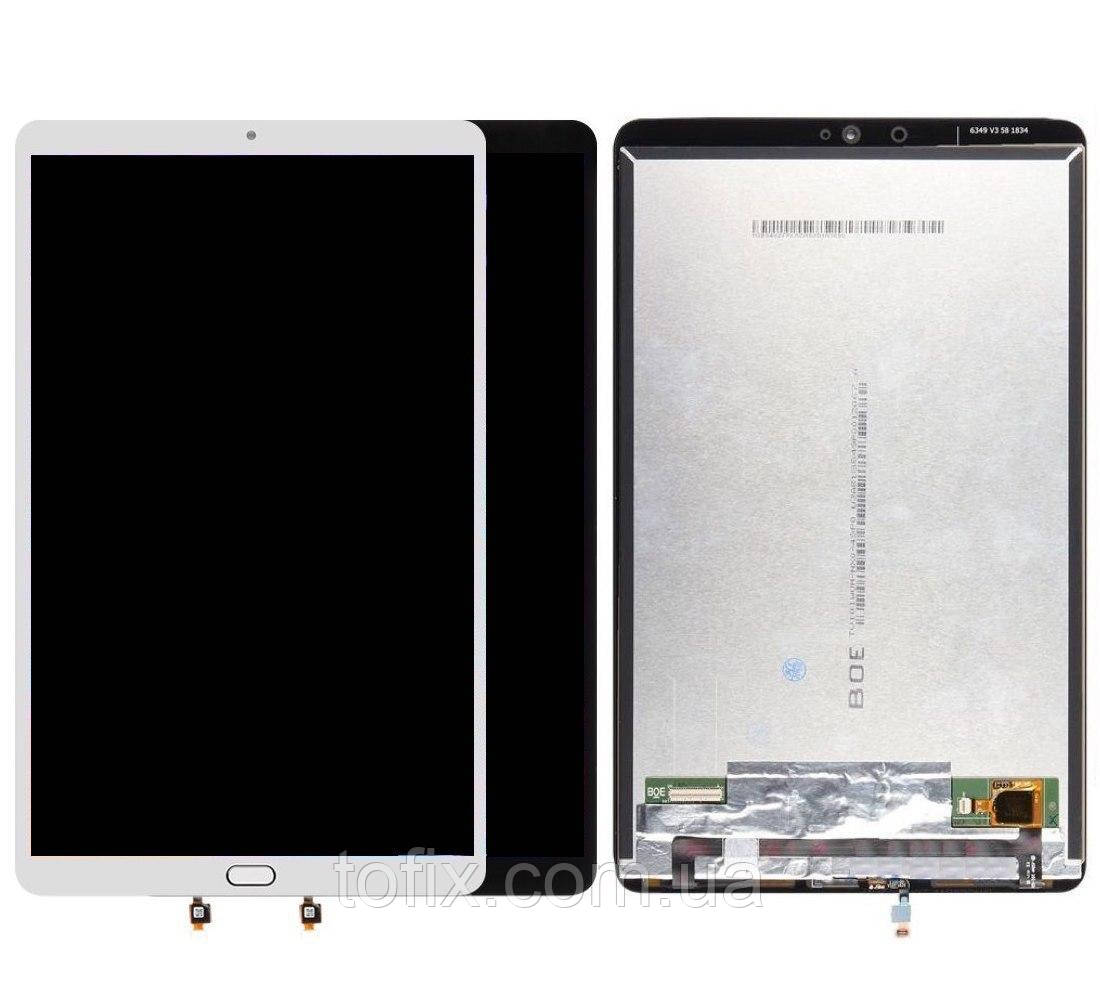 Дисплей для Xiaomi Mi Pad 4 Plus, модуль в сборе (экран и сенсор), с кнопкой Home и Touch ID, оригинал
