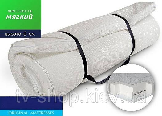 Матрас-топпер Air Standart 3+1(дышащая пена )6 см