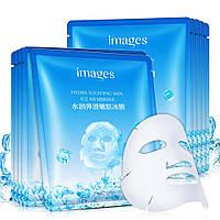 Освежающая и отбеливающая маска OneSpring Ice Soothing Moisturizing Whitening Face Mask