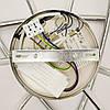 Стельовий світильник світлодіодний LUMINARIA LIANA MONO 60W R490 CHROME/OPAL 220V IP20 4000K, фото 3