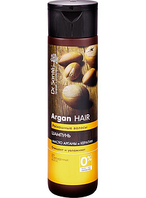 """Dr.Sante """"Argan Hair"""". Шампунь. Розкішні волосся 250 мл"""