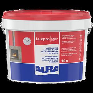 Aura Luxpro Extramatt Совершенно матовая краска особо прочная к мытью