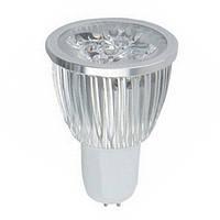Светодиодные лампы led точечные Oasisled GU5.3 5Вт(=40вт) 220V холодный свет