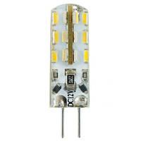 Светодиодные лампы G4 Oasisled 12v DC 2Вт(=15w) теплый свет