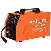 Инверторный сварочный полуавтомат (MIG/MAG,MMA, 310А) Sturm AW97PA310