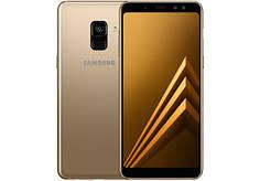 Смартфон Samsung Galaxy A8 Plus A730F Gold Stock A-