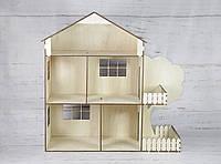 Кукольный домик дом подарок новый год, фото 1