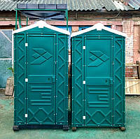 Пластикова душова кабіна вулична
