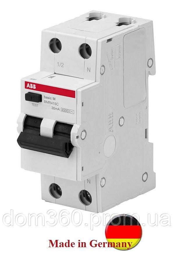 """Дифференциальный автоматический выключатель ABB Basic BMR415C32 ТМ""""ABB"""" (Германия)"""