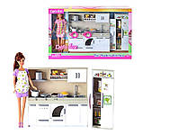 Кукла DEFA кухонным набором