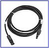 Коннектор-кабель для солнечных панелей MC4 (внешний) 4кв.мм