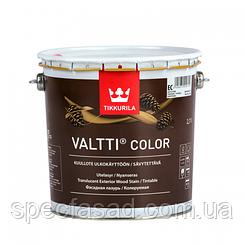 Фасадная лазурь Tikkurila Valtti Color 2.7l